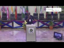Embedded thumbnail for Dr Raphael Emeka Ogbolu - The Health Professional: A risk for suicide