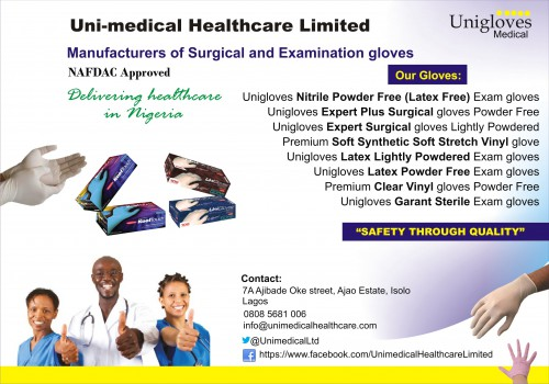 Exhibition Stand Invitation : Invitation to visit our stand c at medic west africa